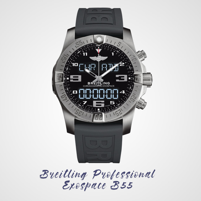 Breitling Professional Expospace B55